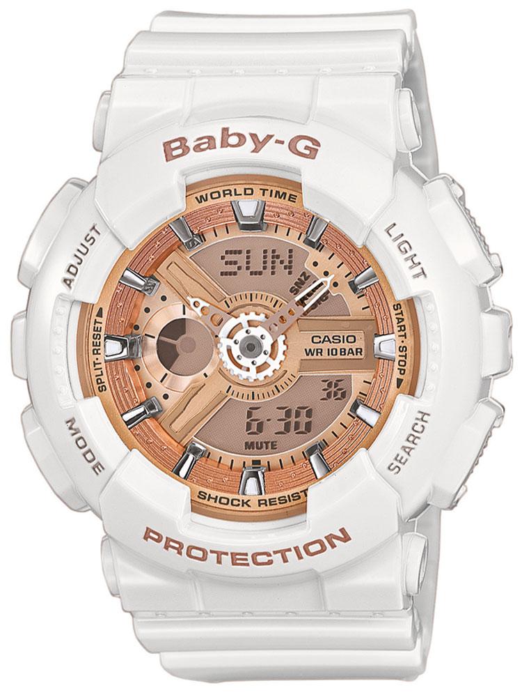 BA-110-7A1ER Baby-G 43mm 10ATM