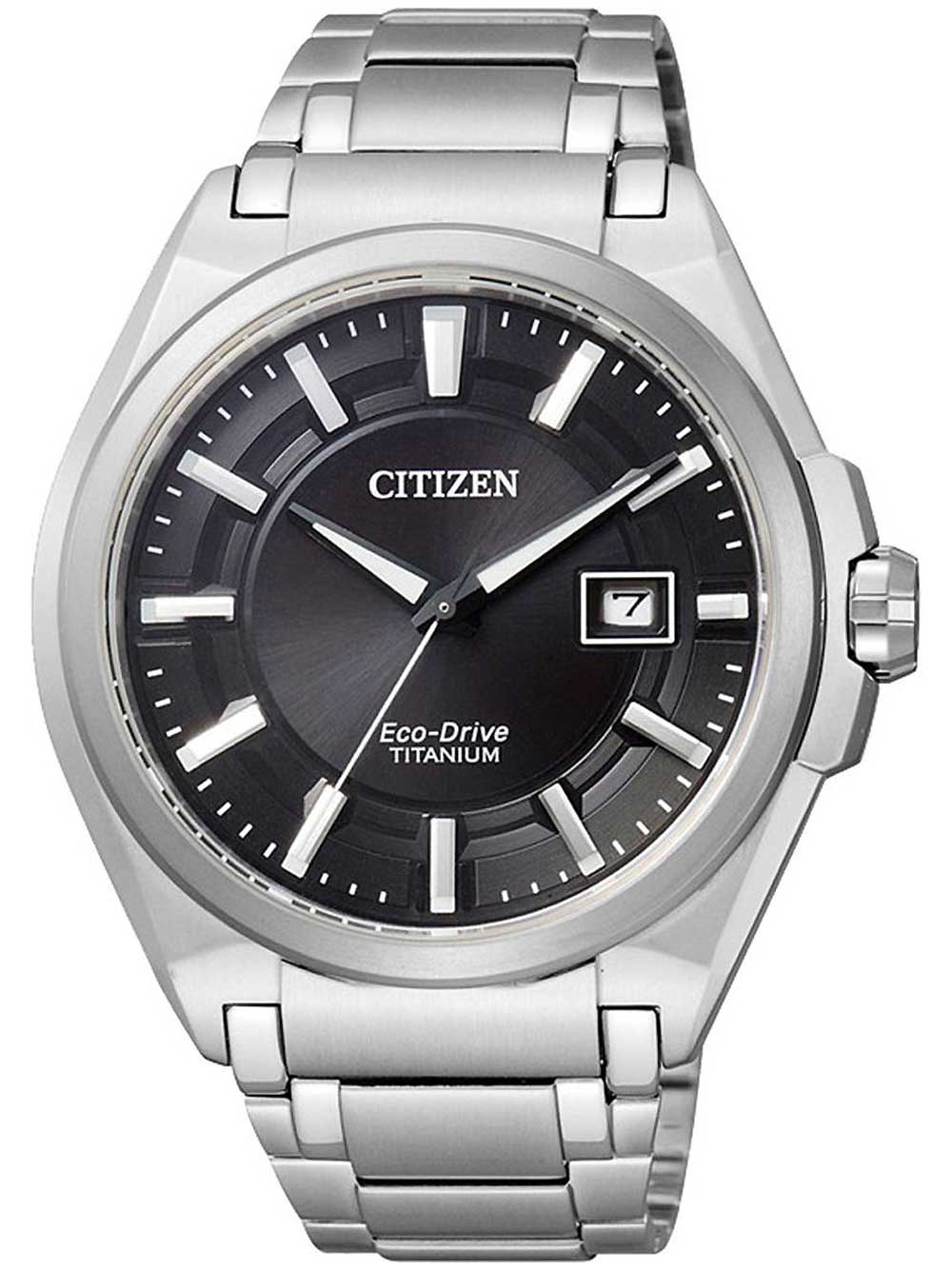 Citizen BM6930-57E Eco-Drive Super-Titanium Herren 42mm 10ATM