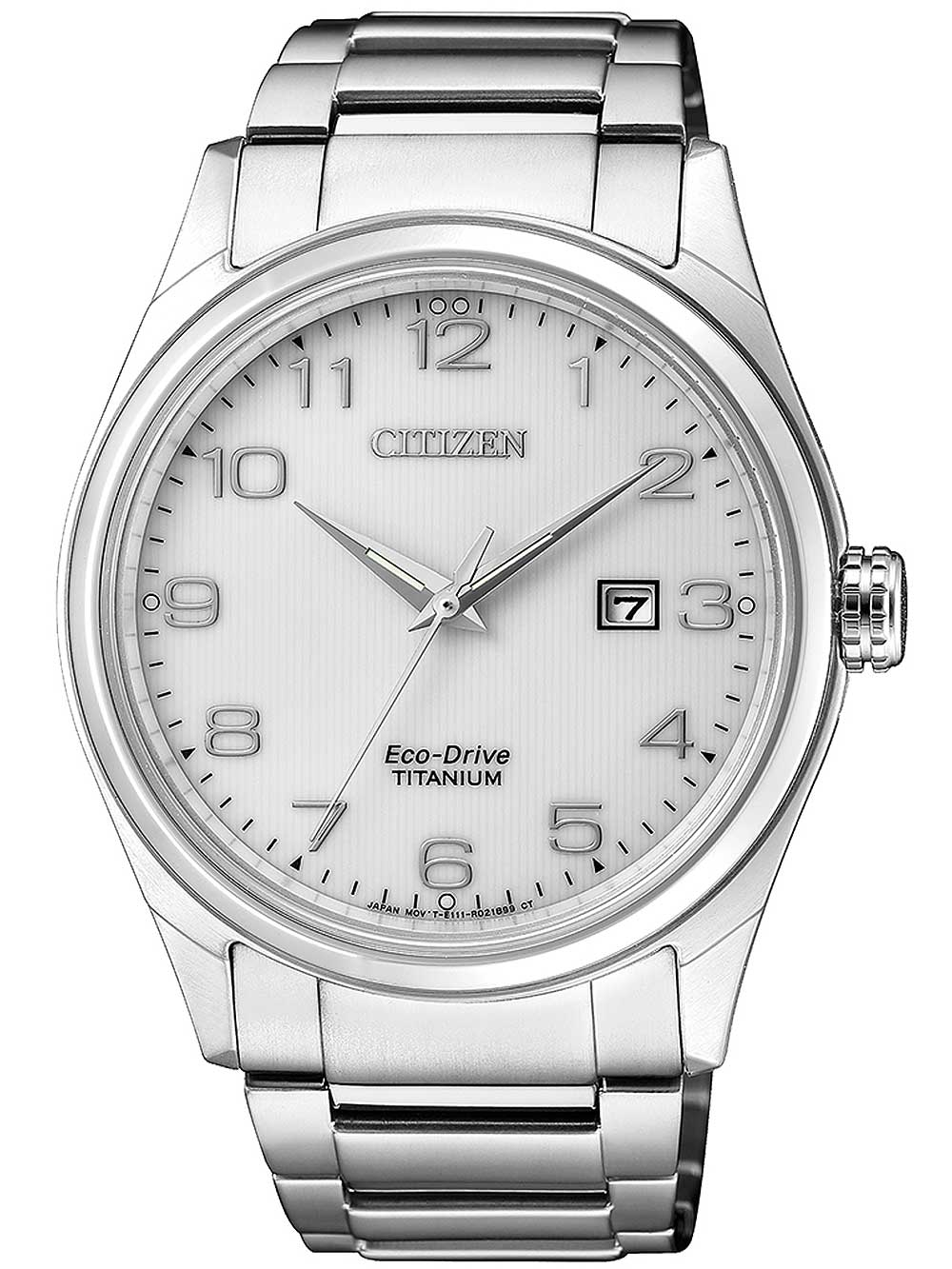 Citizen BM7360-82A Eco-Drive Super Titanium Herren 41mm 10ATM
