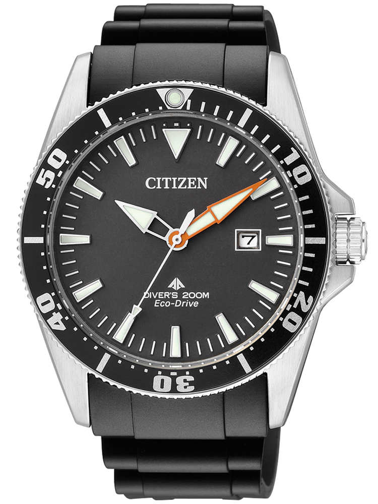Citizen BN0100-42E Eco-Drive Promaster Sea Taucheruhr 41mm 20ATM