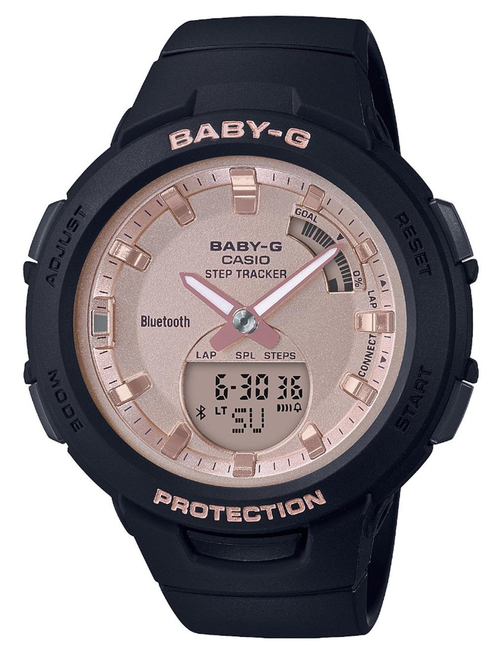 BSA-B100MF-1AER Baby-G Smartwatch 40mm 10ATM