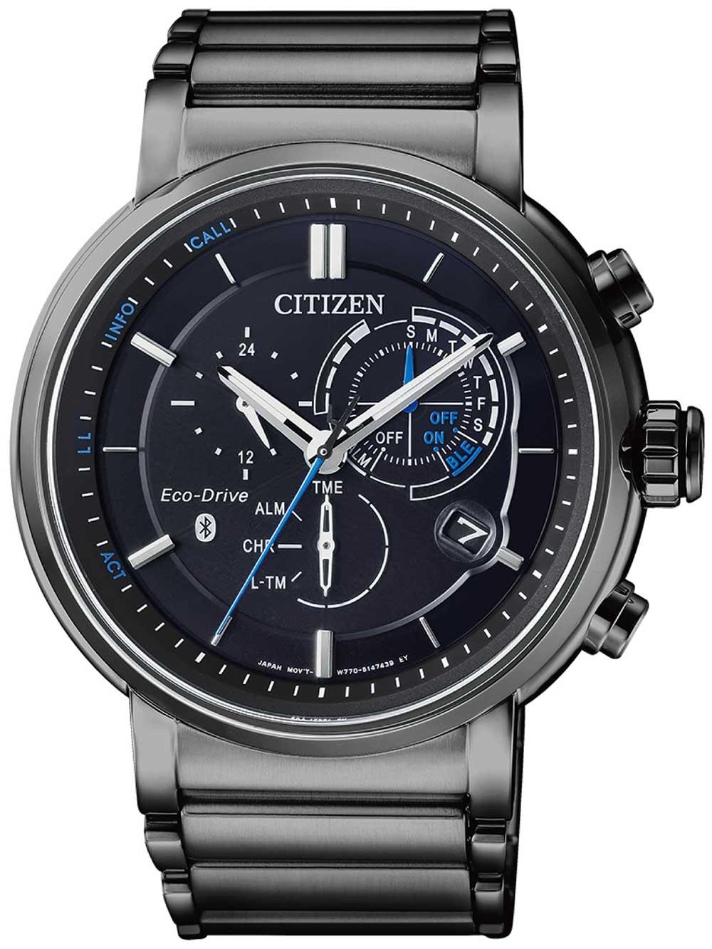 BZ1006-82E Eco-Drive Bluetooth Smartwatch 45mm 10ATM