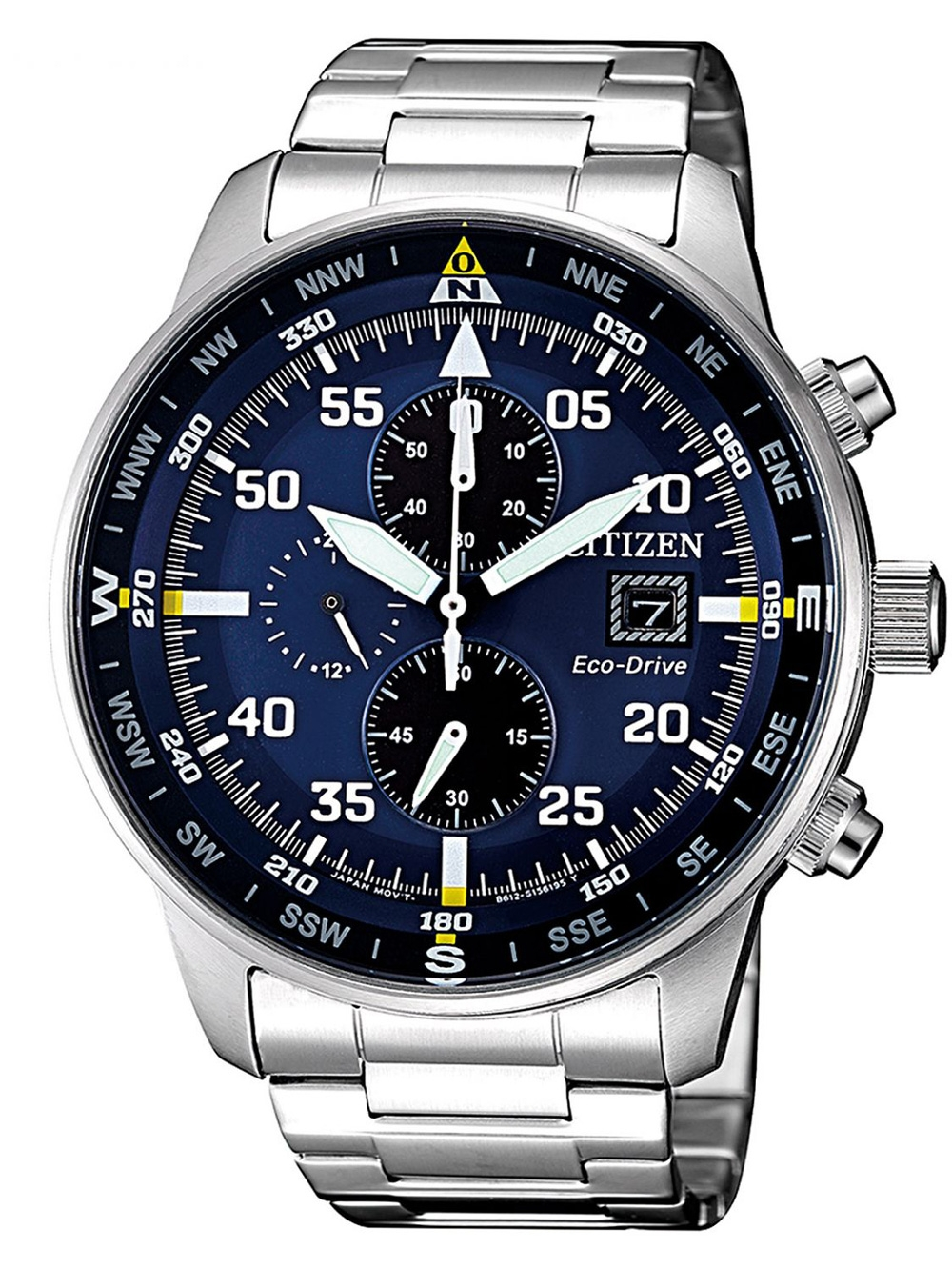 Citizen CA0690 88L Eco Drive Chronograph 44mm 10ATM
