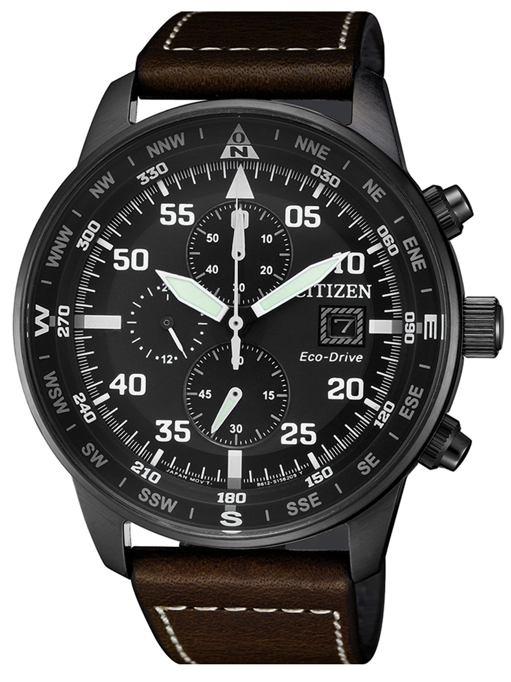 Citizen CA0695 17E Eco Drive Chronograph 44mm 10ATM