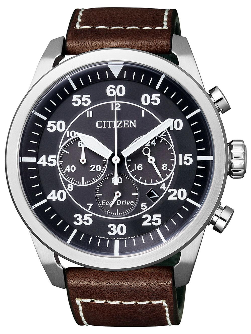 Citizen CA4210-16E Eco-Drive Sports Chrono 45mm 10ATM