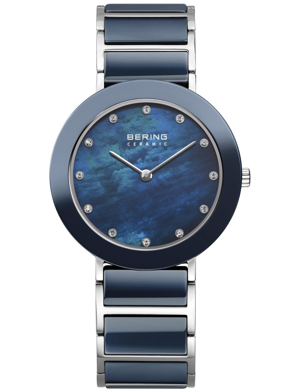 Bering 11435-787 Ceramic Damen 34mm 5ATM