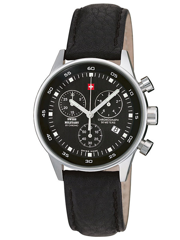 Swiss Military SM34005.03 Damen-Chrono 36mm 5ATM