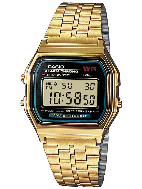 CASIO A159WGEA-1EF Collection 33mm 3ATM