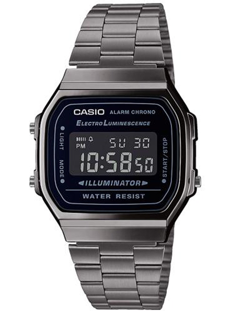 Casio A168WEGG-1BEF Classic Collection 35mm 3ATM