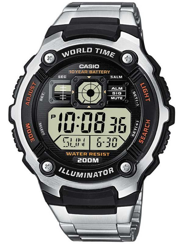 CASIO AE-2000WD-1AVEF Collection 48mm 20ATM