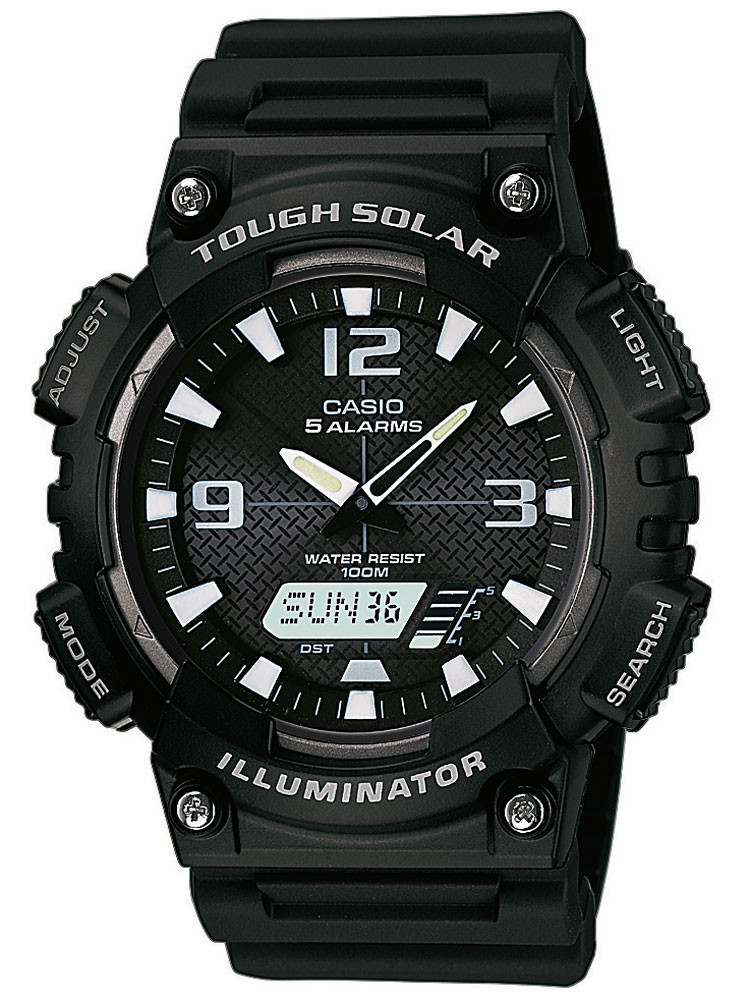 CASIO AQ-S810W-1AVEF Collection Solar 46mm 10ATM