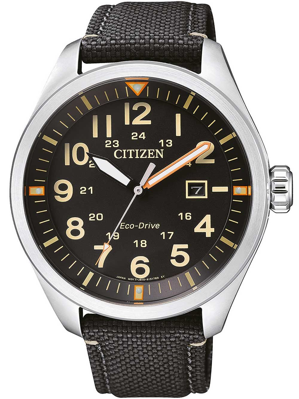 Citizen AW5000-24E Eco-Drive Sports Herren 43mm 10ATM