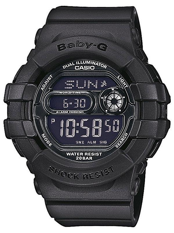 CASIO BGD-140-1AER Baby-G 42mm 20ATM