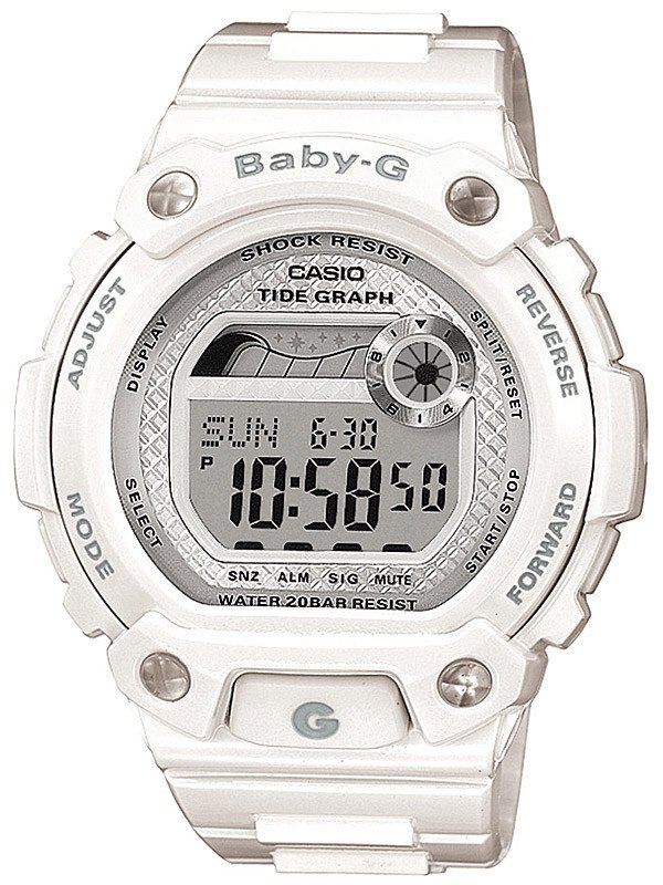 CASIO BLX-100-7ER Baby-G 42mm 20ATM
