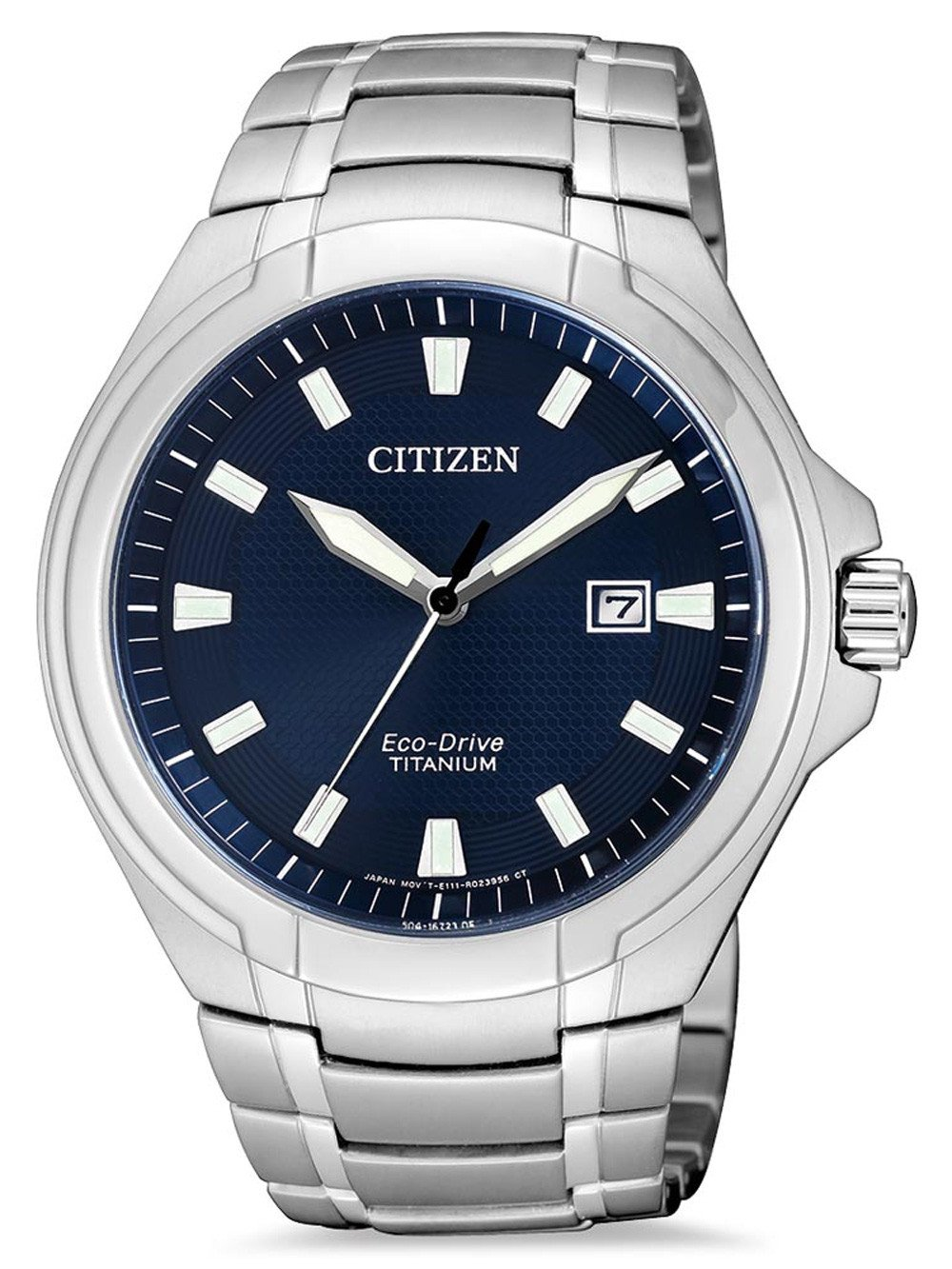 Citizen BM7430-89L Eco-Drive Super-Titanium Herren 42mm 10ATM
