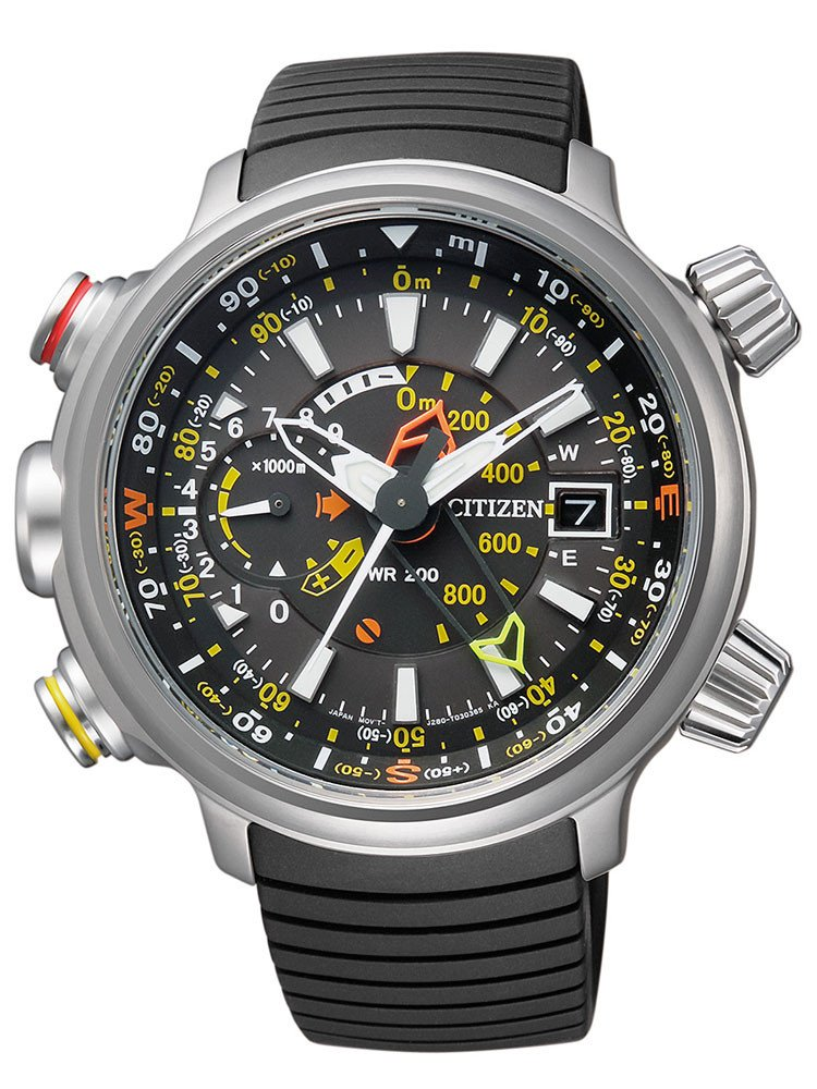Citizen BN4021-02E Eco-Drive Promaster-Land Altichron 49mm 20ATM