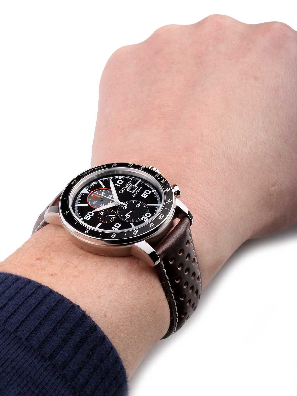 Citizen CA0641-24E Eco-Drive Chronograph 44mm 10ATM