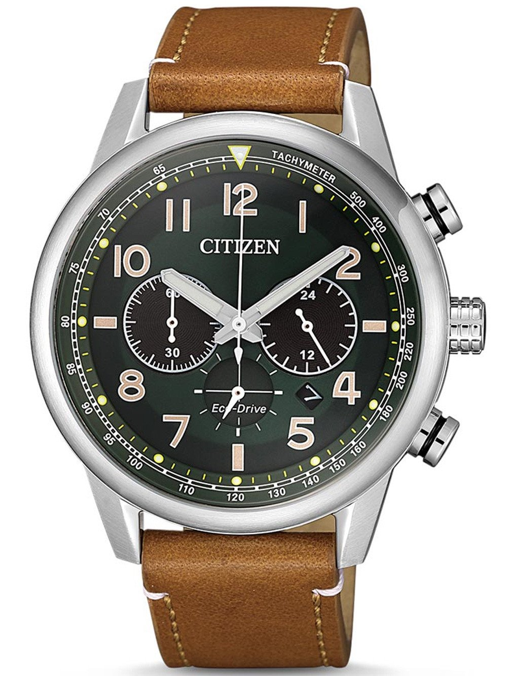 Citizen CA4420-21X Eco-Drive Chronograph 43mm 10ATM