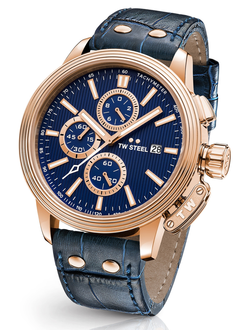 TW Steel CE7015 CEO Adesso Chronograph 45mm 10ATM