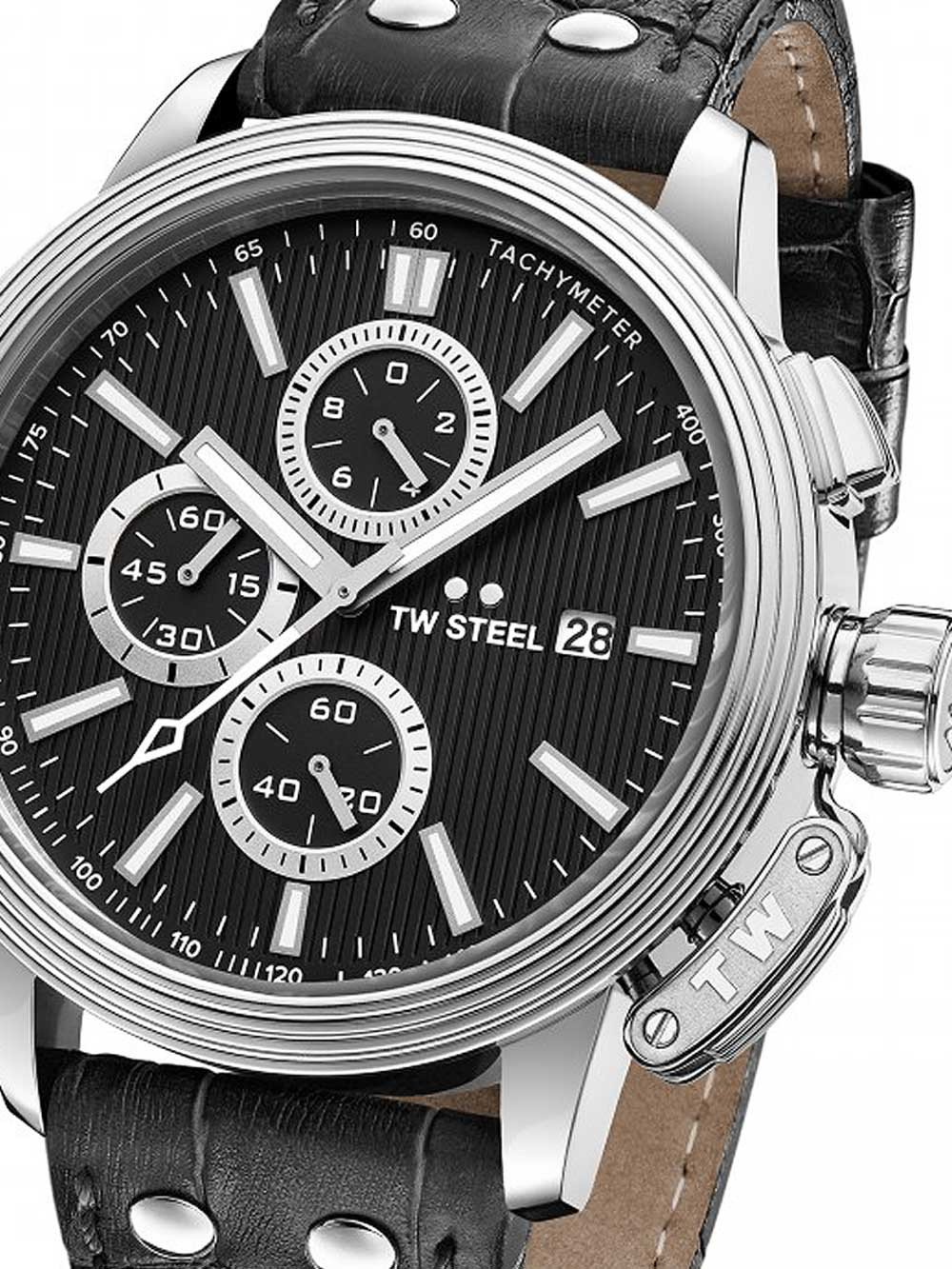 TW-Steel CE7002 Adesso Chronograph 48mm 10ATM