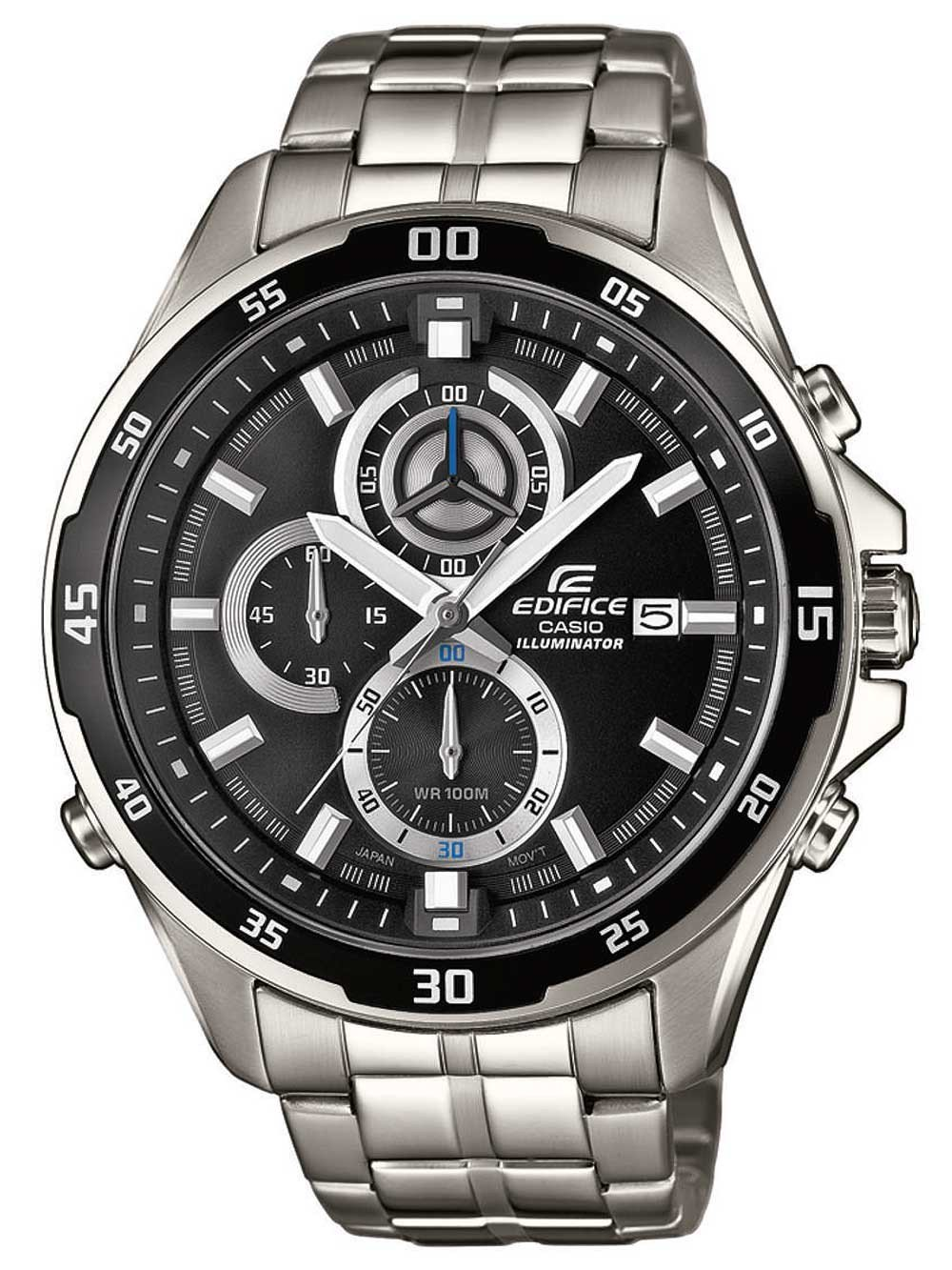 CASIO EFR-547D-1AVUEF EDIFICE Chrono 45mm 10ATM