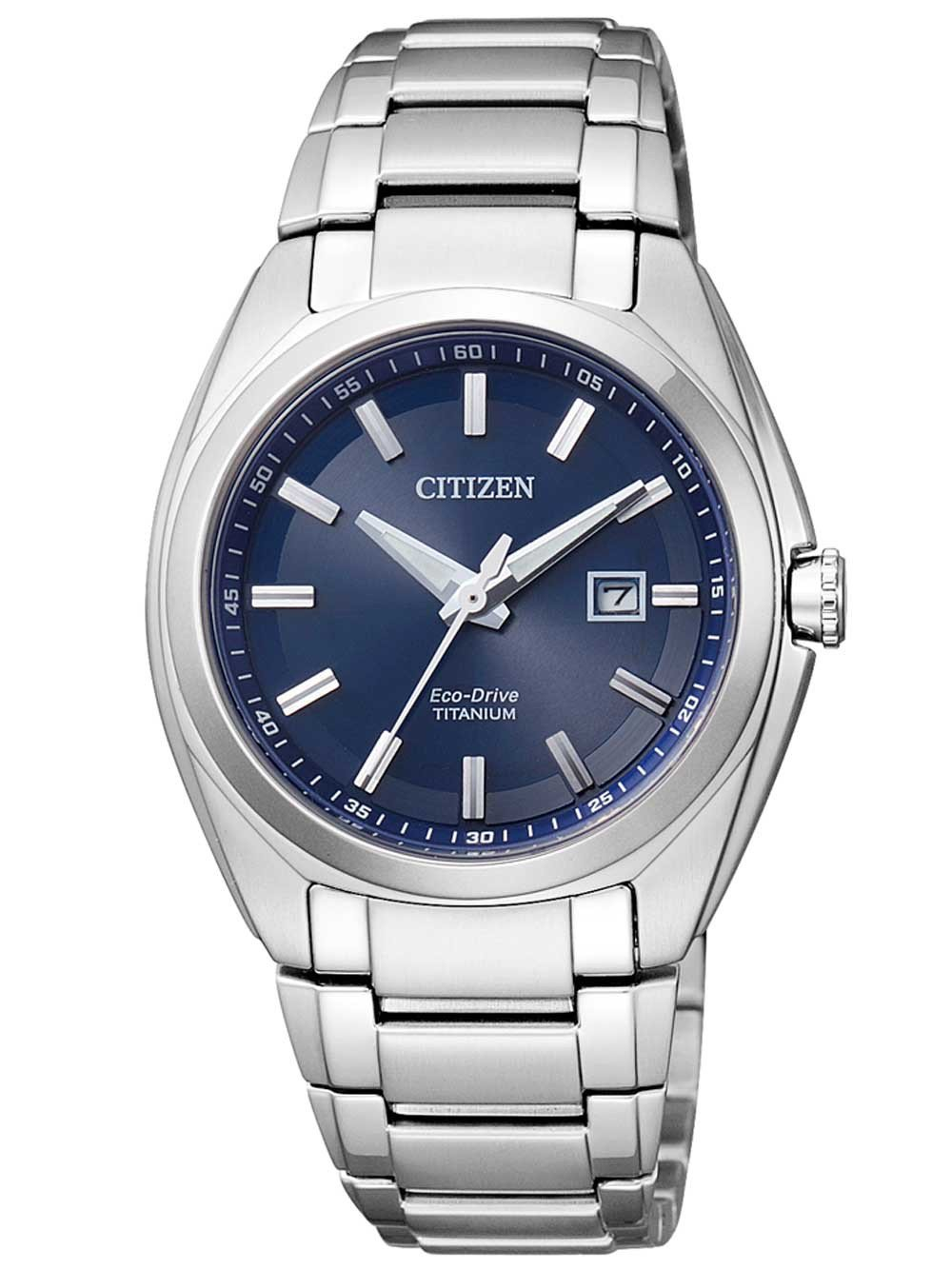 Citizen EW2210-53L Eco-Drive Super-Titanium Damen 34mm 10ATM