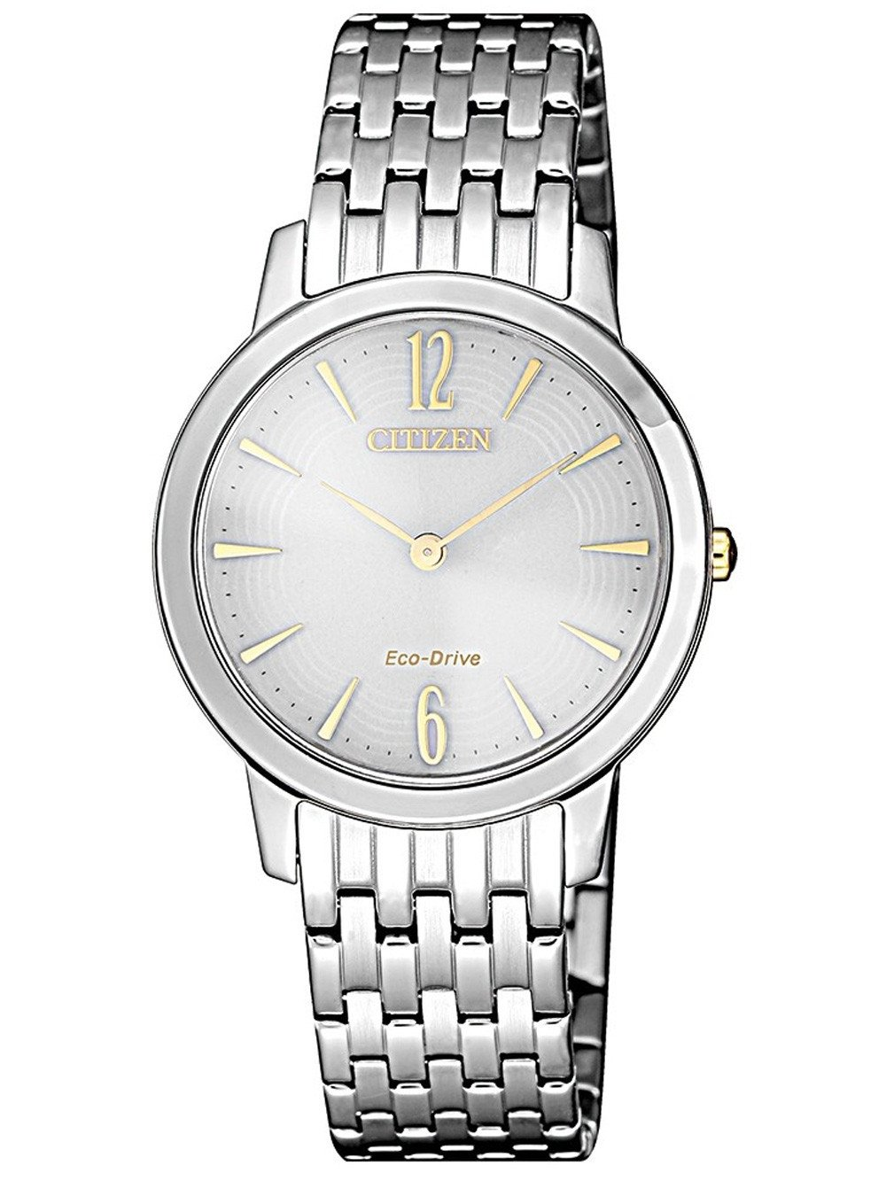 Citizen EX1498-87A Eco-Drive Damenuhr 30mm 5ATM