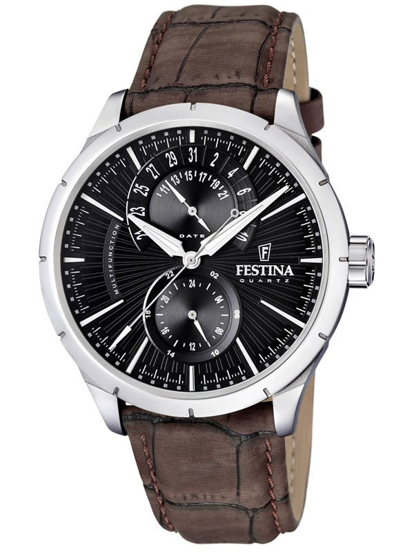 Festina Sport F16573/4 Herrenuhr Multifunktion