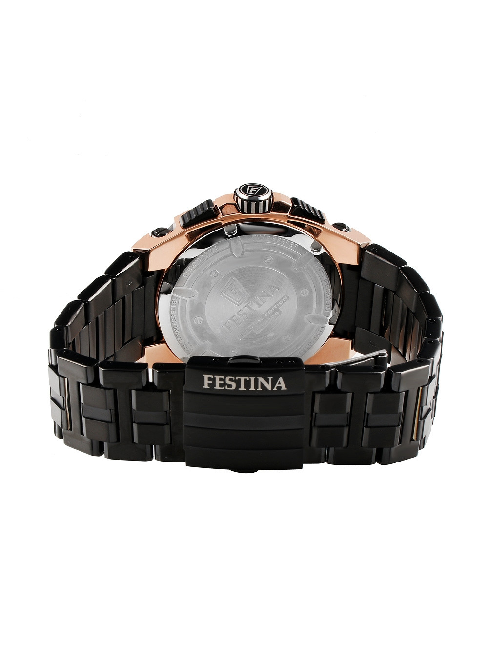 Festina F20329/1 Chrono Bike Special Edition + Wechselarmb. 44mm