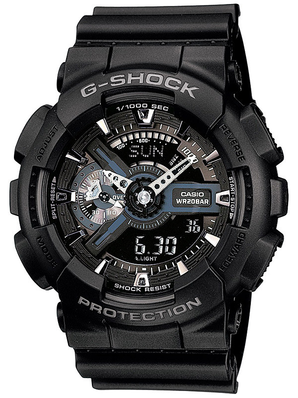 Casio G-Shock GA-110-1BER Herrenuhr