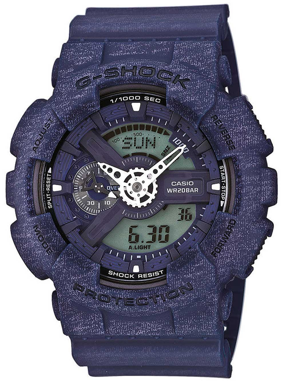 CASIO GA-110HT-2AER G-SHOCK 51mm 20ATM