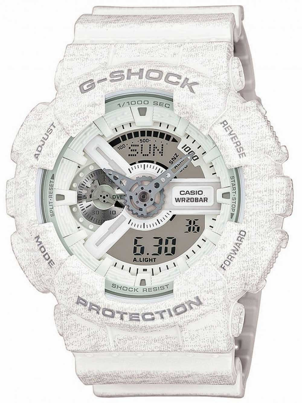 CASIO GA-110HT-7AER G-SHOCK 51mm 20ATM