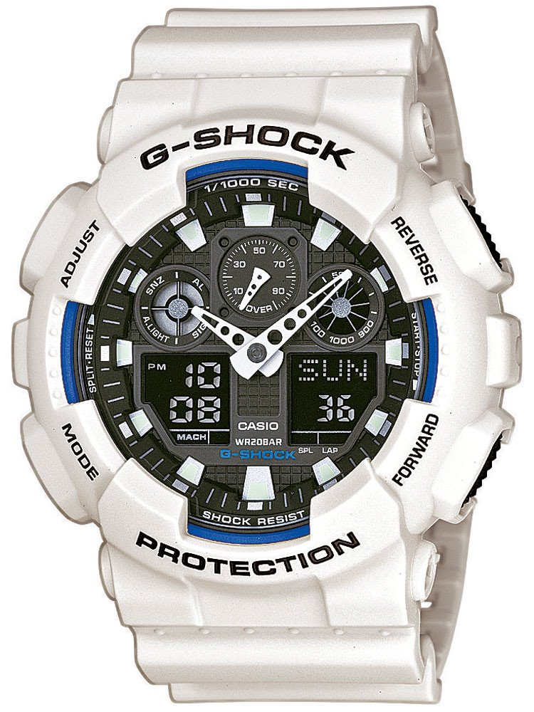 Casio GA-100B-7AER G-Shock 51mm 20atm
