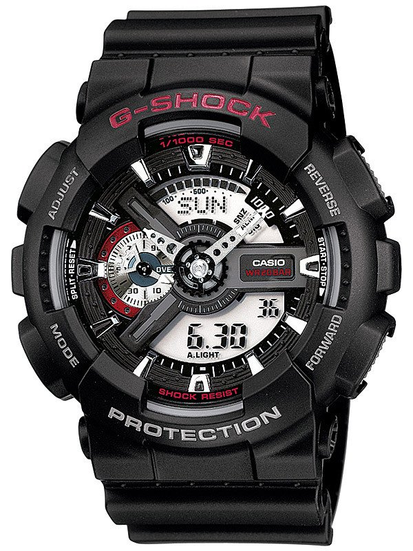 CASIO GA-110-1AER G-SHOCK 51mm 20ATM