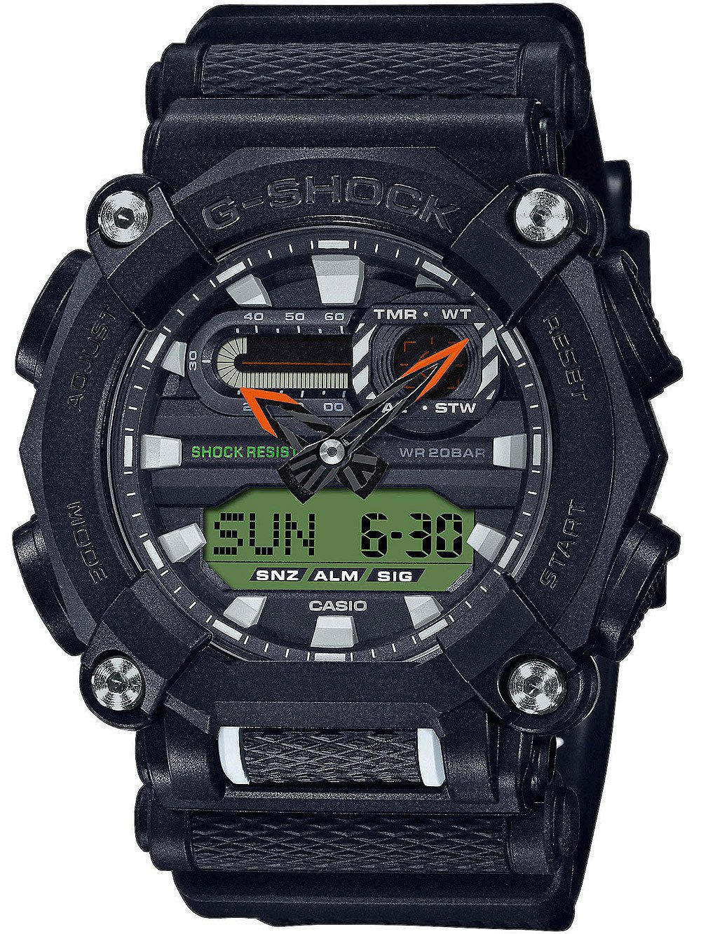 Casio GA-900E-1A3ER G-Shock 49mm 20ATM
