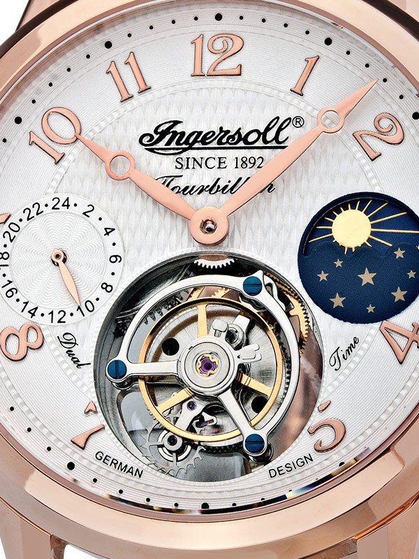 Ingersoll Pierce IN5305RG Tourbillon