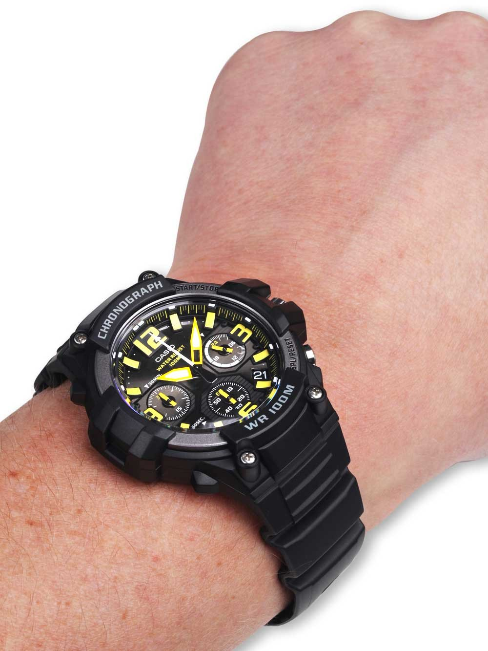 CASIO MCW-100H-9AVEF Collection 49mm 10ATM