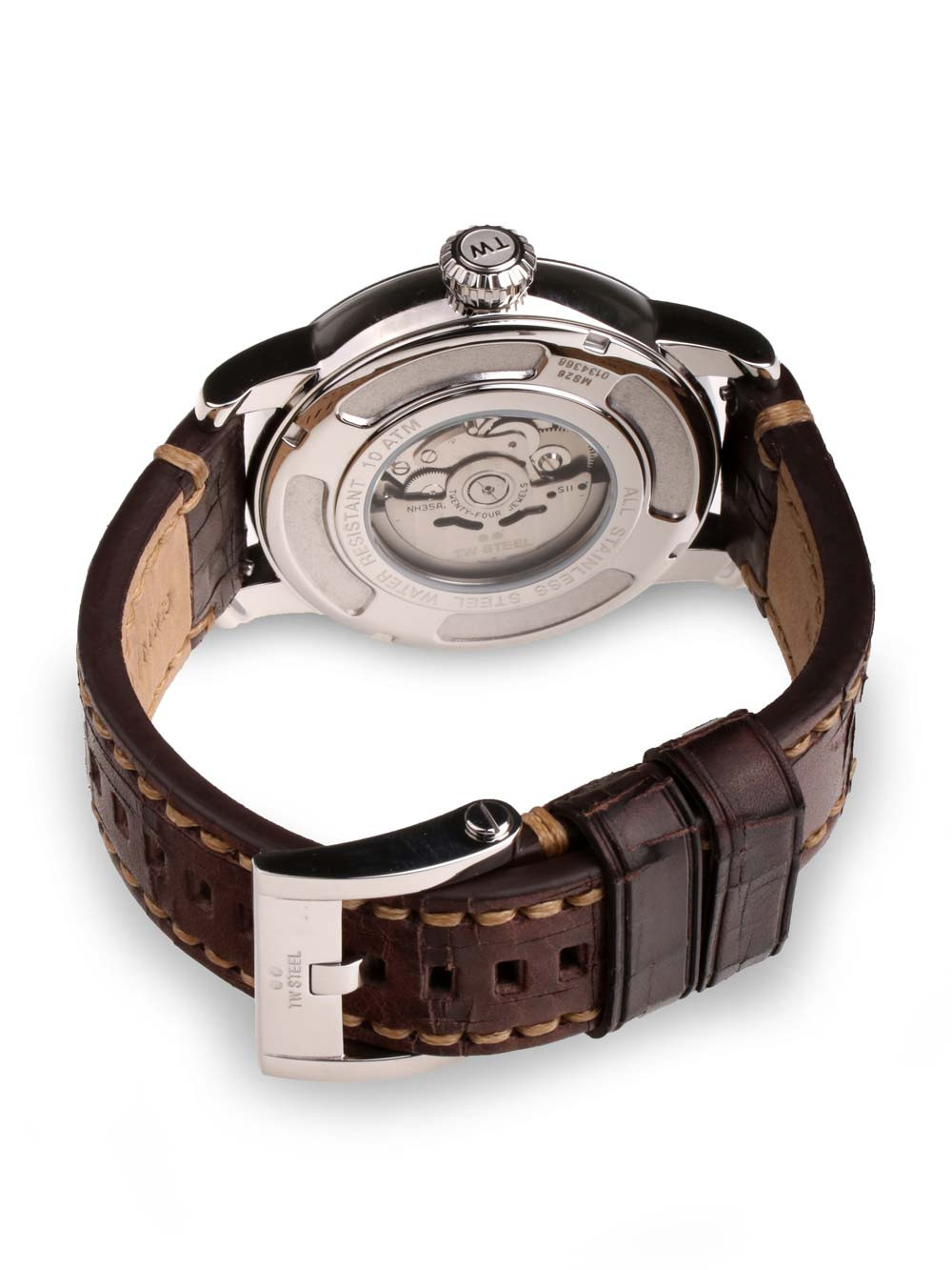 TW-Steel MS26 Maverick Automatik 48mm 10ATM