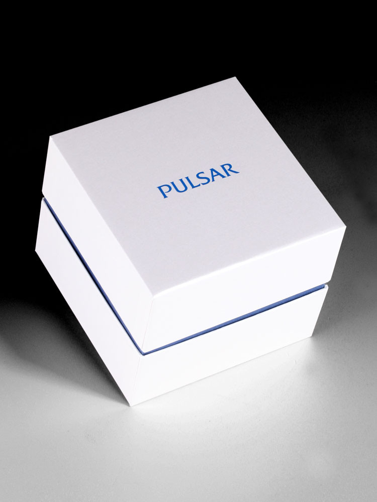 Pulsar PH7444X1 Damen Zugbanduhr 26mm 5ATM