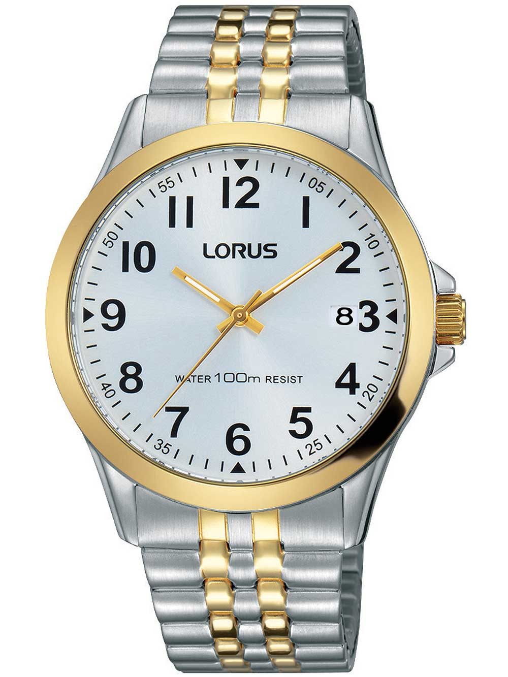 Lorus RS972CX9 Herren 38mm 10ATM