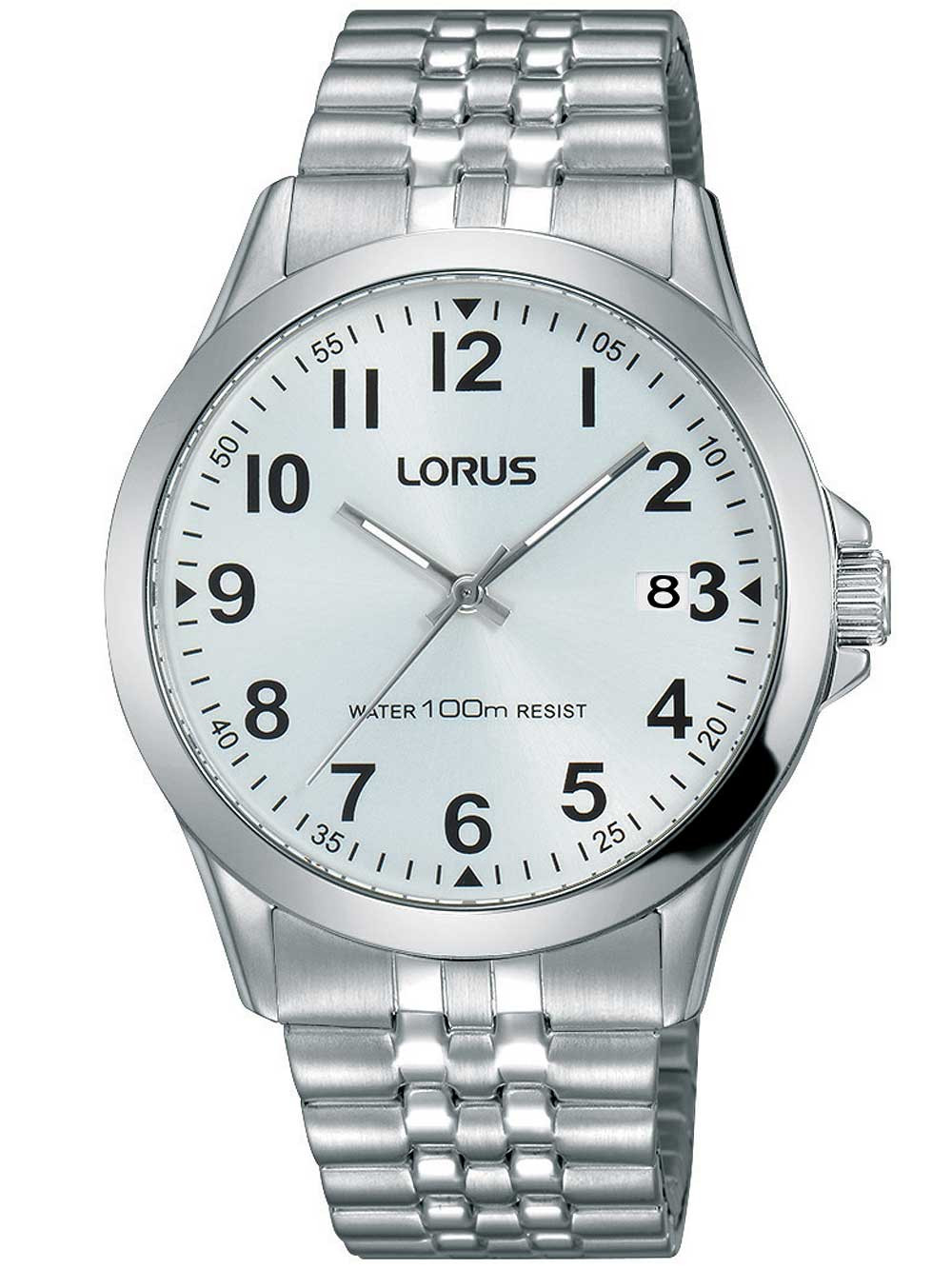 Lorus RS975CX9 Herren 38mm 10ATM