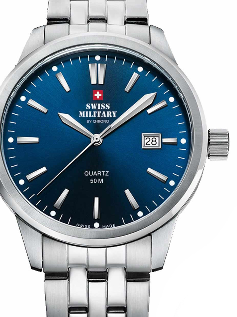 Swiss Military SMP36009.03 Herren 41mm 5ATM