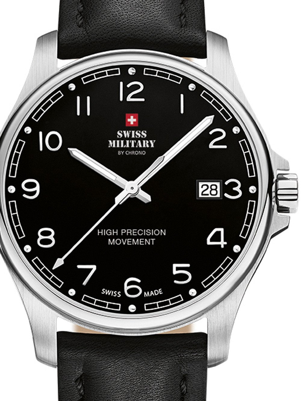 Swiss Military SM30200.24 Herren 39mm 5ATM