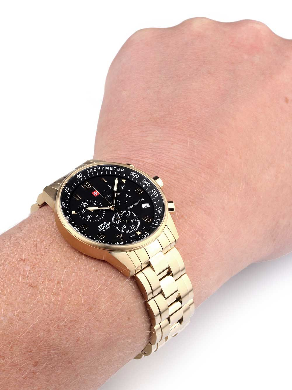 Swiss Military SM34012.12 Chronograph 41mm 5ATM