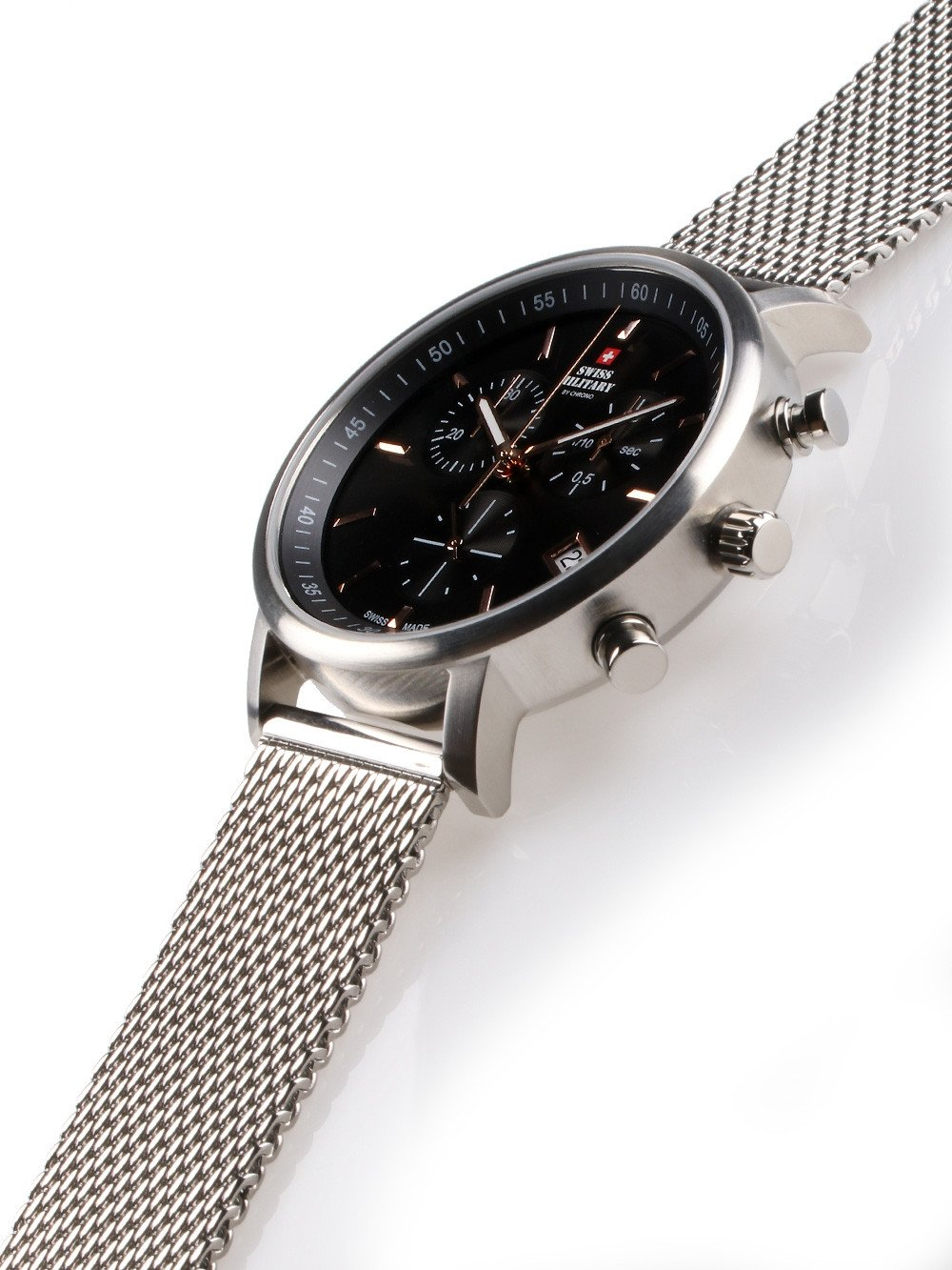 Swiss Military SM34058.03 Chronograph 42mm 10ATM