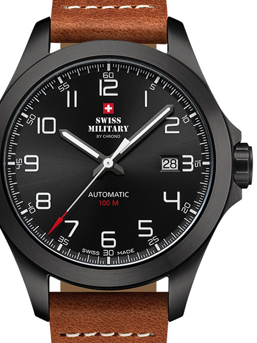 Swiss Military SMA34077.05 Automatik 42mm 10ATM