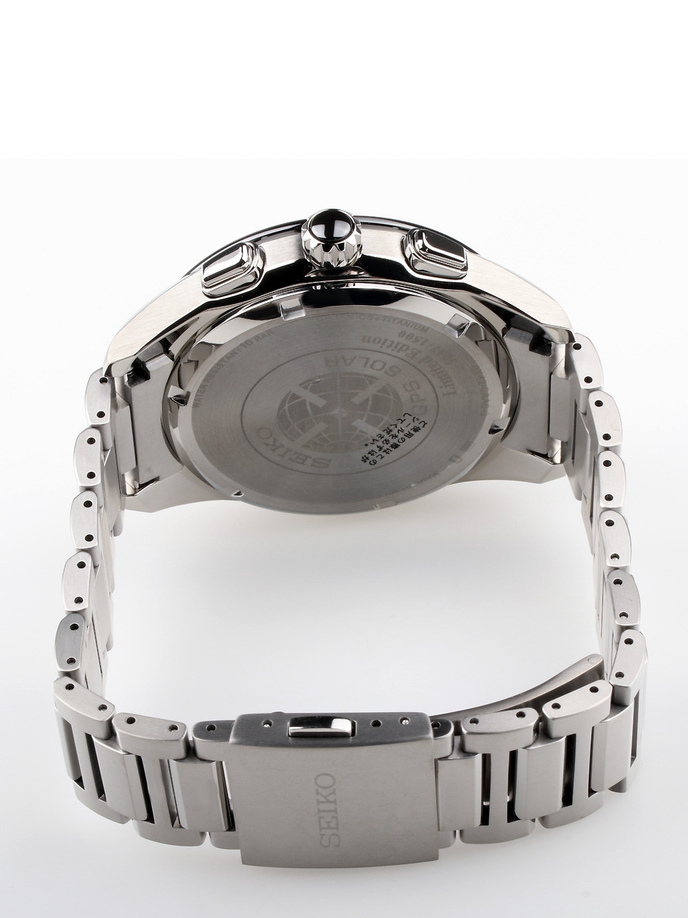 Seiko SSE145J1 Astron Solar GPS Limited 45mm 10ATM