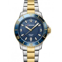 Wenger 01.0621.114 Seaforce Damen Taucheruhr 36mm 20 ATM