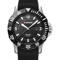 Wenger 01.0641.132 Seaforce Taucheruhr 43mm 20ATM
