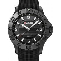 Wenger 01.0641.134 Seaforce Taucheruhr 43mm 20ATM